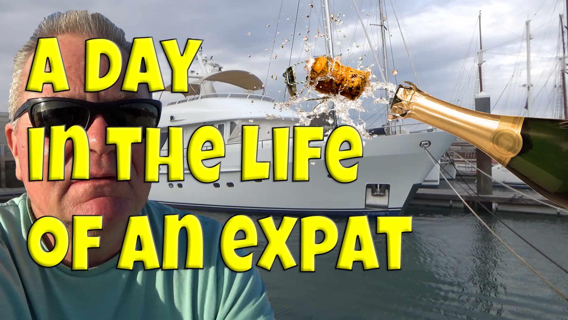 life of an expat
