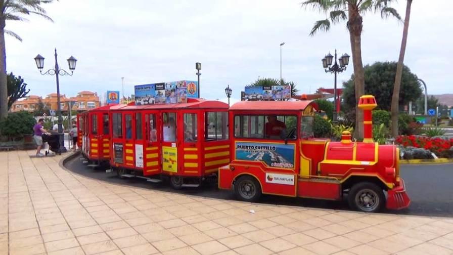 Caleta train