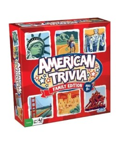 American Trivia Game - Family Edition