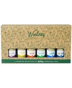 Woolzies Essential Oil Gift Set Of 6