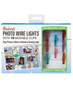 Starburst Photo Wire Lights