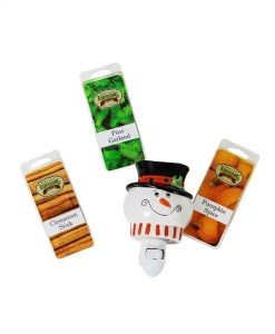 Holiday Wax Warmer Set - Home Craft Expressions