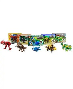 Dinosaur Building 5-pc Set