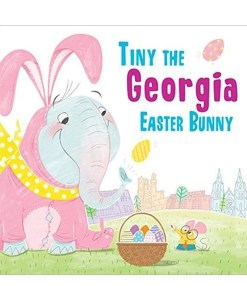 Tiny the Georgia Easter Bunny (HC)