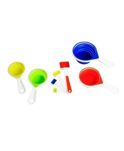 Collapsible Measuring Cup Set (TOH)
