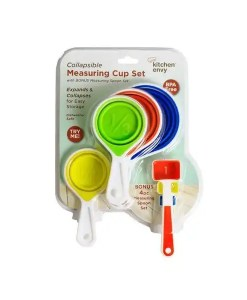 Collapsible Measuring Cup Set (Taste of Home)