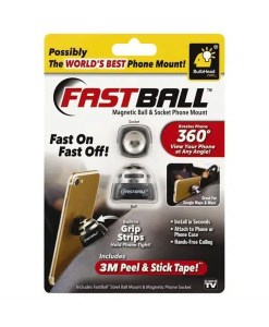 Fast Ball Magnetic Ball and Phone Mount - Cover
