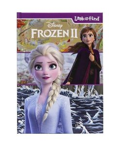 Frozen 2 Look and Find HC