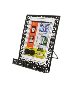 Metal Easel Recipe Stand with Magnets