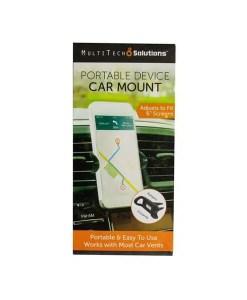 Portable Device Car Mount