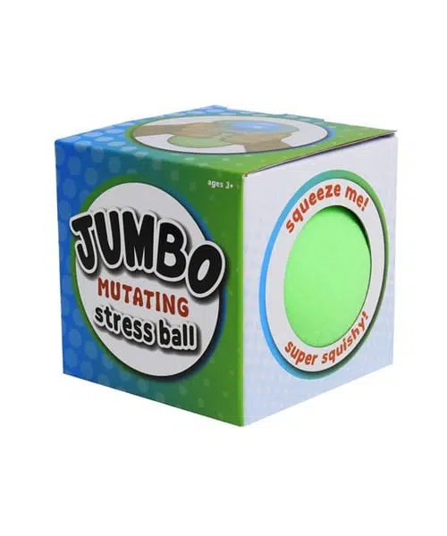 Jumbo Mutating Stress Ball - Side