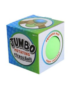 Jumbo Mutating Stress Ball