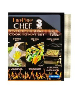 Professional Cooking Mats - 3 Piece Set