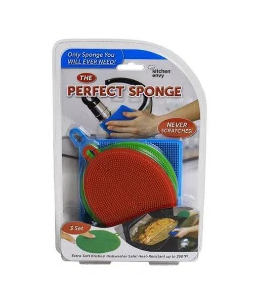 The Perfect Sponge