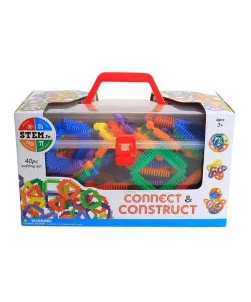 Connect and Construct Building Set