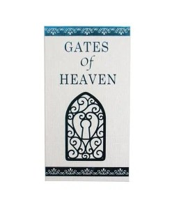 Gates of Heaven Necklace - Keepsake Box Closed