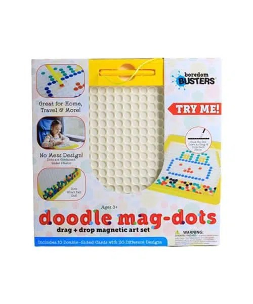 Doodle Mag-Dots - Boredom Busters