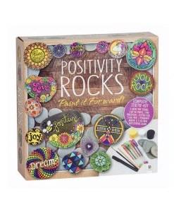 Positivity Rocks Paint Kit