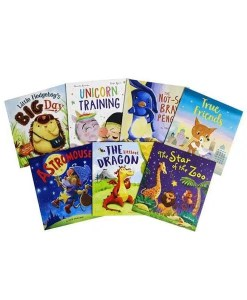 QEB's Storytime Series - 7 Book Set