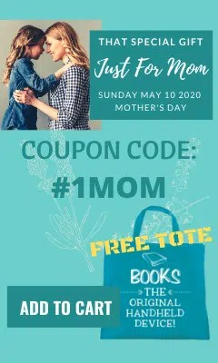 2020 Mother's Day - Tote Bag Promo - 240X400