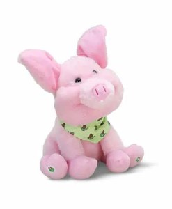 My Piggy Piper - Cuddle Barn Singing Animal