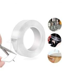Magic Nano Tape - Double-Sided Adhesive Cut