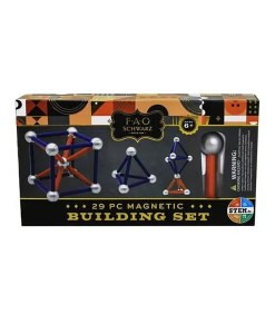 Jr. Engineer Magnetic Building Set (29 Pieces) - Cover