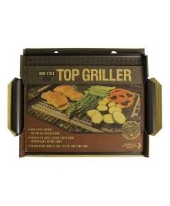 Non Stick Grill Topper - Cover