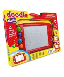 Doodle Mania - Coloring Tablet