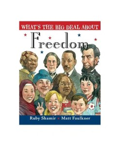 What's the Big Deal about Freedom - Cover