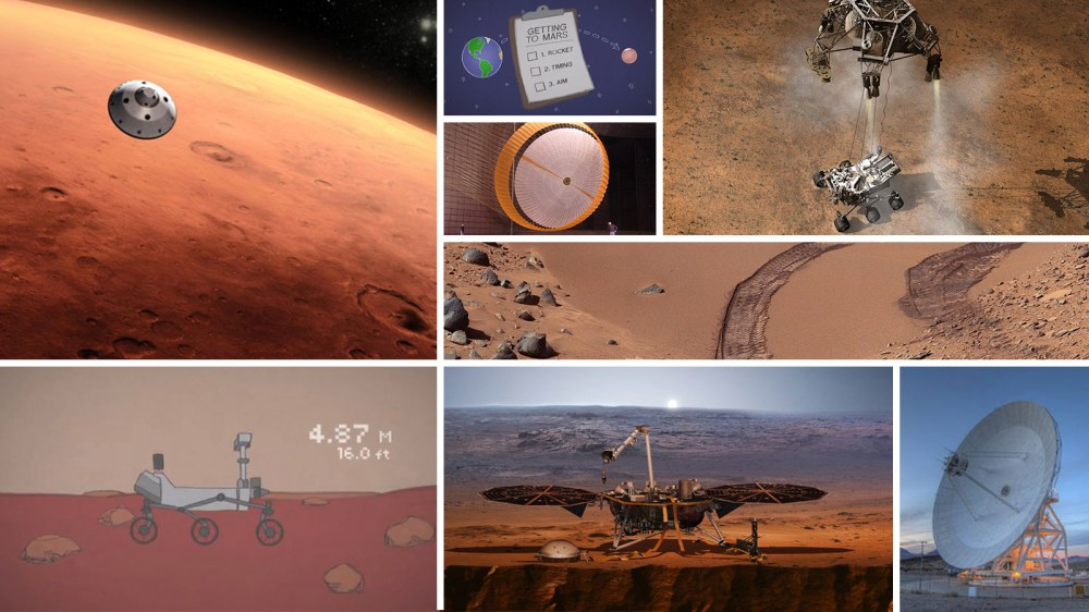 medium resolution of Educator Guide: Mission to Mars Unit   NASA/JPL Edu