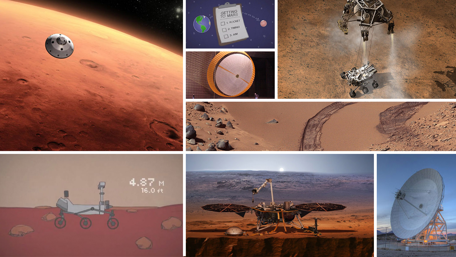 hight resolution of Educator Guide: Mission to Mars Unit   NASA/JPL Edu