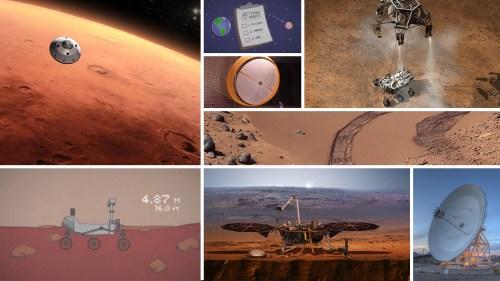 small resolution of Educator Guide: Mission to Mars Unit   NASA/JPL Edu