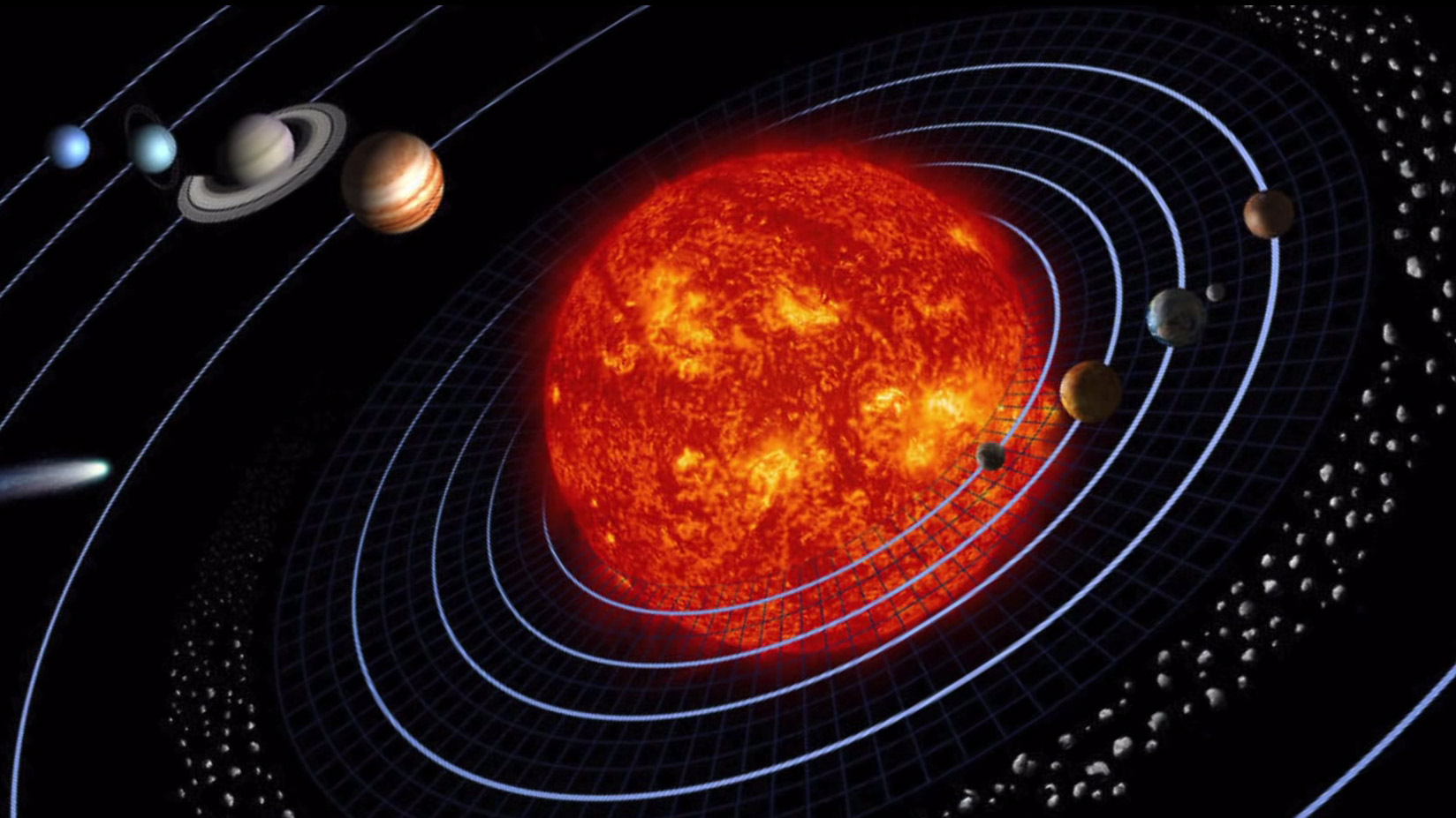 Space Place In A Snap The Solar System S Formation Video