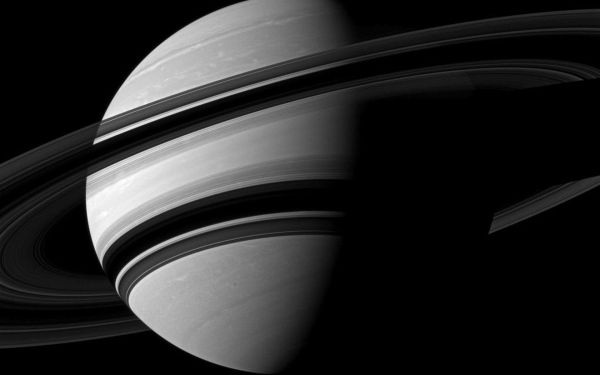Space Angling Saturn