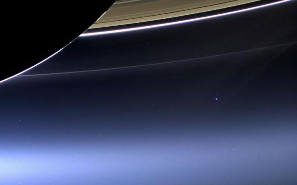 Cassini NASA Desktop Wallpaper
