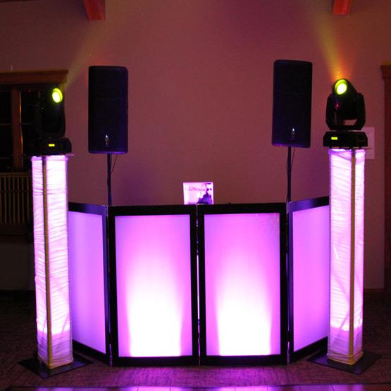 Elegant Dj Facade Package Jp Light Amp Sound