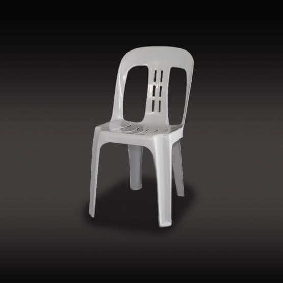Attirant Home / Table U0026 Chair Hire / White Bistro Chair