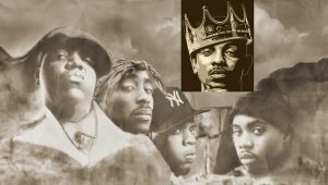 Rap Mount Rushmore