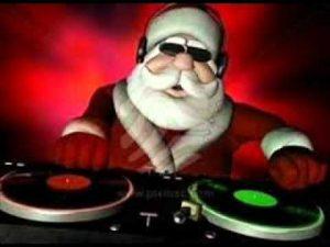 DJ Santa Clause