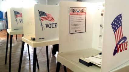 Are you voting in the Presidential primaries?