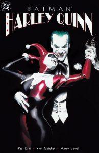Suicide in the DCEU: Batman Harley Quinn