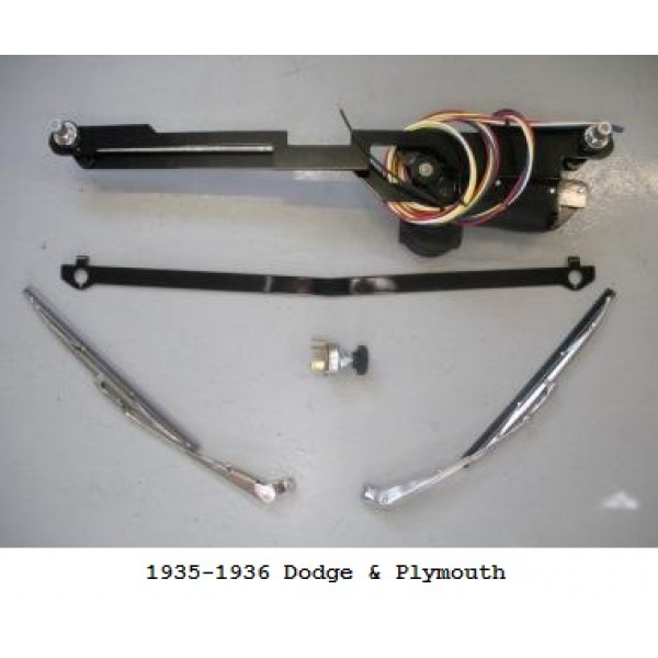 Electric Wipers Kit Street Rods