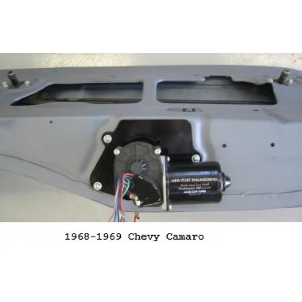 1967 Chevelle Fuse Box Diagram
