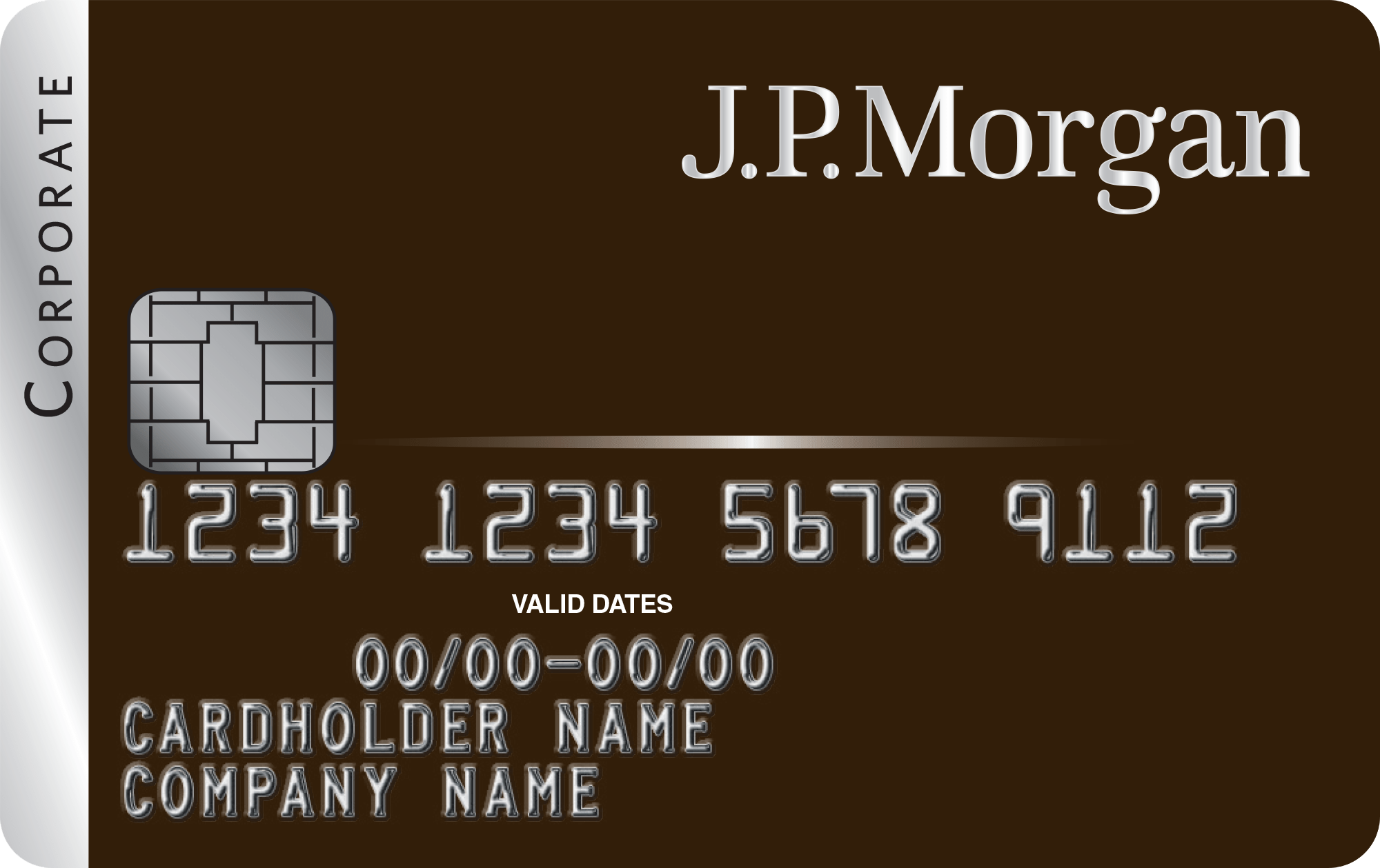 """""""the morning bell for small business,"""" Corporate Card"""