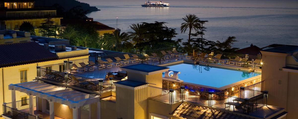 Grand Hotel La Favorita Sorrento Italy Updated 2019 Official