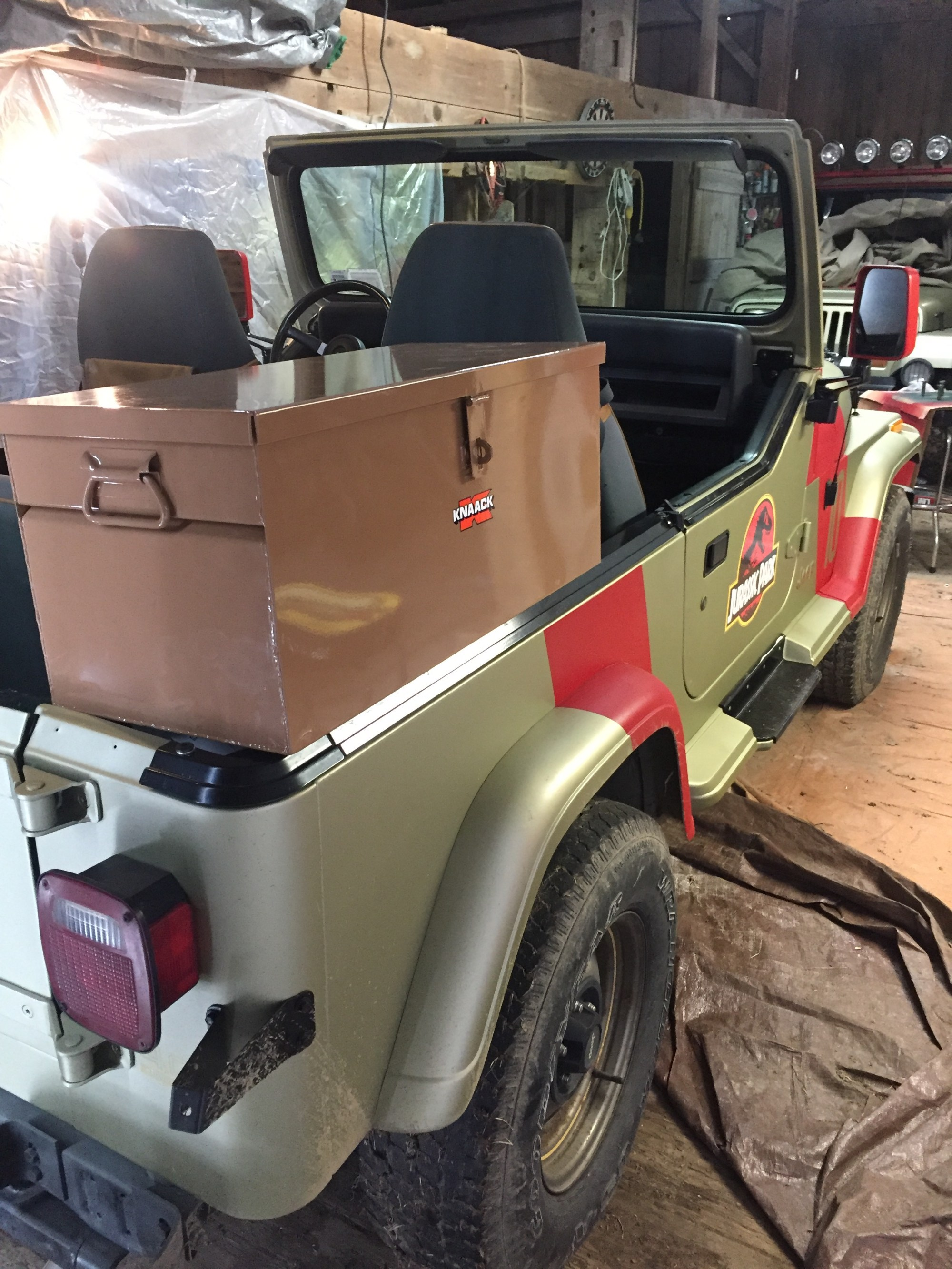 hight resolution of disclaimer the modifications required to produce a screen accurate jp10 jeep may conflict with local laws after removing the roll bar the vehicle may no