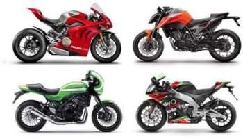Quelle moto sportive choisir pour 2019