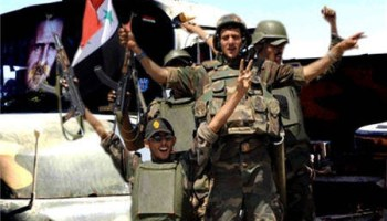 FIRST POST - MARCH 13, 2013 - GREAT NEWS FOR THE SYRIAN ARMY; REAL BAD NEWS FOR TERRORISTS; INTERESTING PROPAGANDA AND NEWS