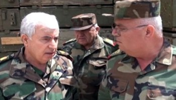 IDLIB: SAA ASSAULT ON TERRORISTS IN IDLIB CITY ONLY HOURS AWAY! SYRIAN ARMY CHIEF OF STAFF STUDIES TERRORIST POSITIONS; ARMY KILLS SCORES OF ISIS RODENTS IN HOMS